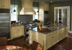 exceptional kitchen cabinet painting ideas #1: HGTV.com