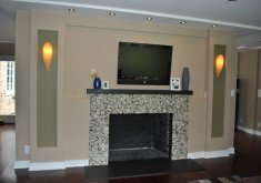 good fireplace remodel ideas #1: fireplace remodel ideas