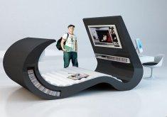 great cool chairs for teens #1: Chairs Teen Bedrooms Cute Tweens 15496code Gif