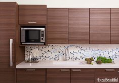 Exceptional Kitchen Tile Design #1: 50 Best Kitchen Backsplash Ideas - Tile Designs For Kitchen Backsplashes